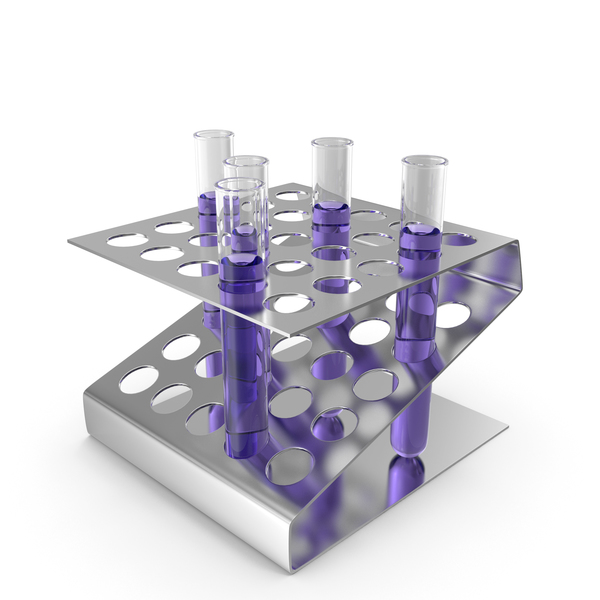 Test Tubes Rack PNG & PSD Images