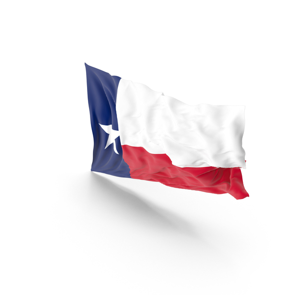 Texas State Flag PNG & PSD Images