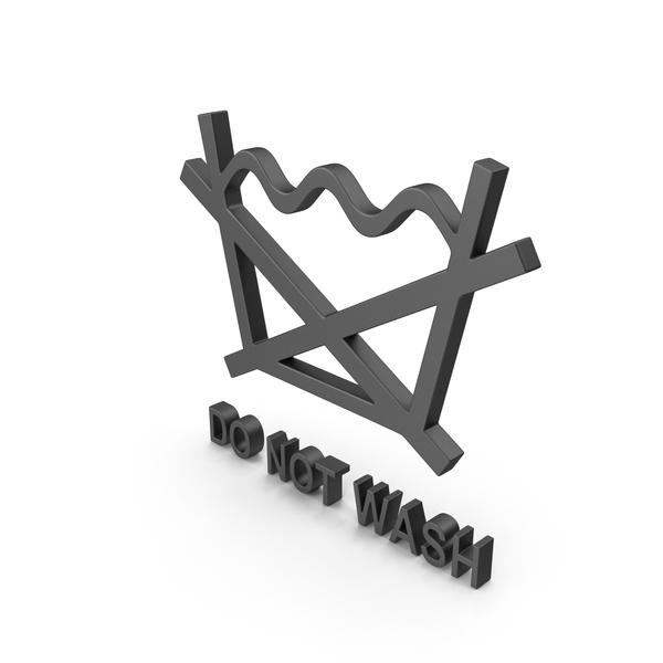 Textile Care Symbol PNG & PSD Images