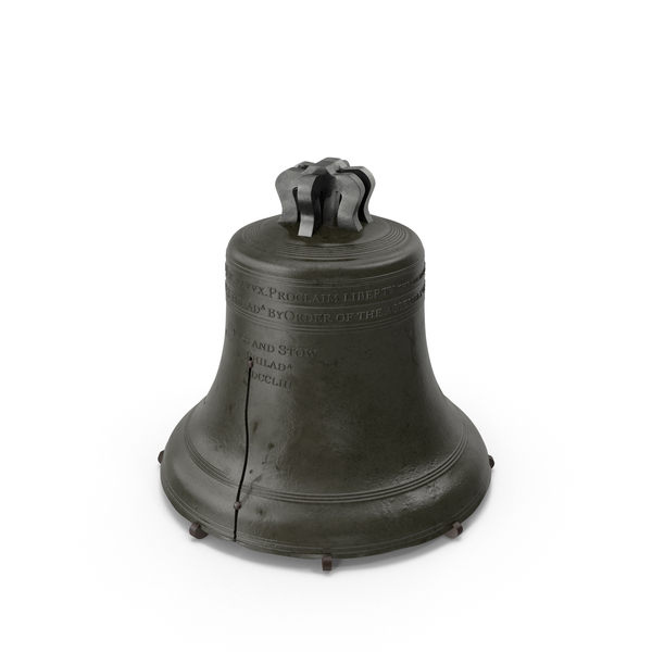 The Liberty Bell PNG & PSD Images