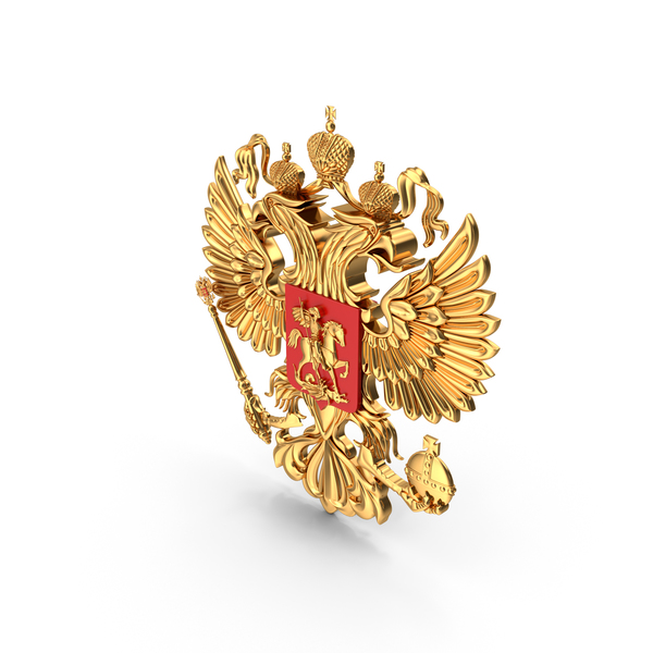 The National Emblem of Russia PNG & PSD Images
