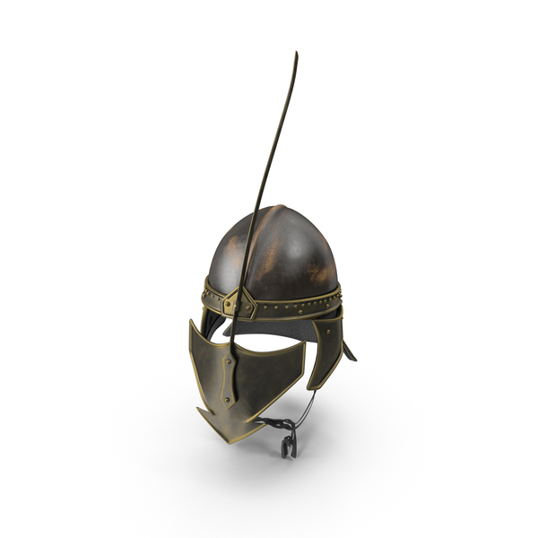 Fantasy: The Unsullied Helmet PNG & PSD Images
