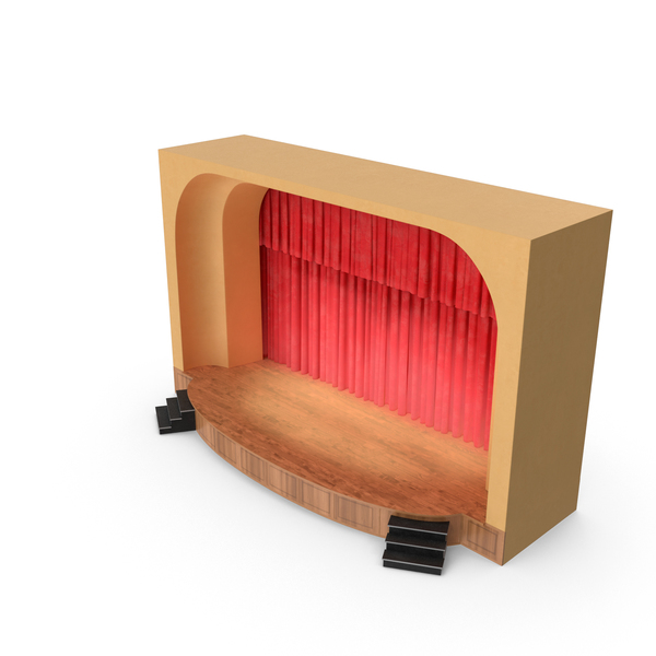 Theater Stage PNG & PSD Images