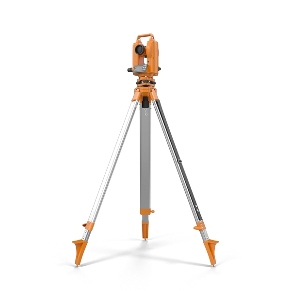 Survey Level: Theodolite Spinner Object