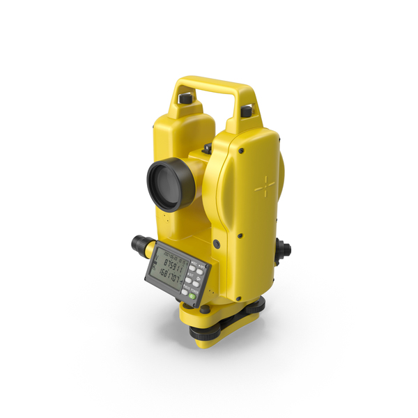 Theodolite PNG & PSD Images