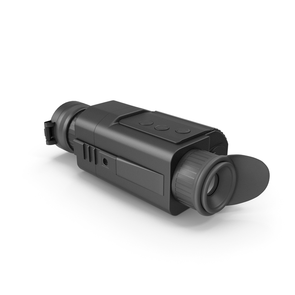 Thermal Scope 1250M PNG & PSD Images