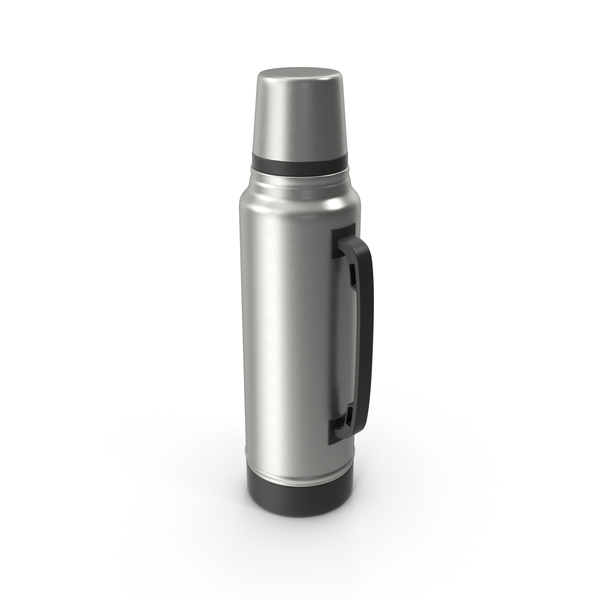 Thermos Chrome PNG & PSD Images