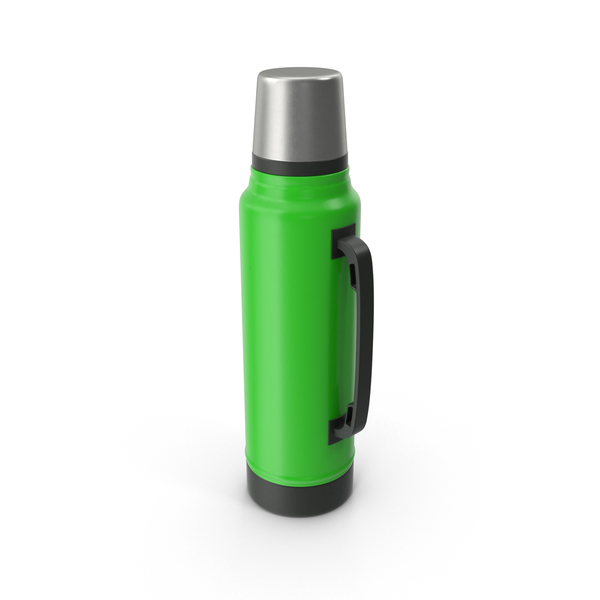 Thermos Green PNG & PSD Images