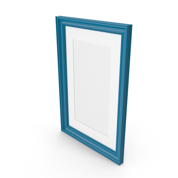 Thin Wooden Picture Frame PNG & PSD Images