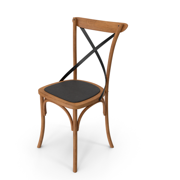 Dining: Thonet Chair Oak Black PNG & PSD Images
