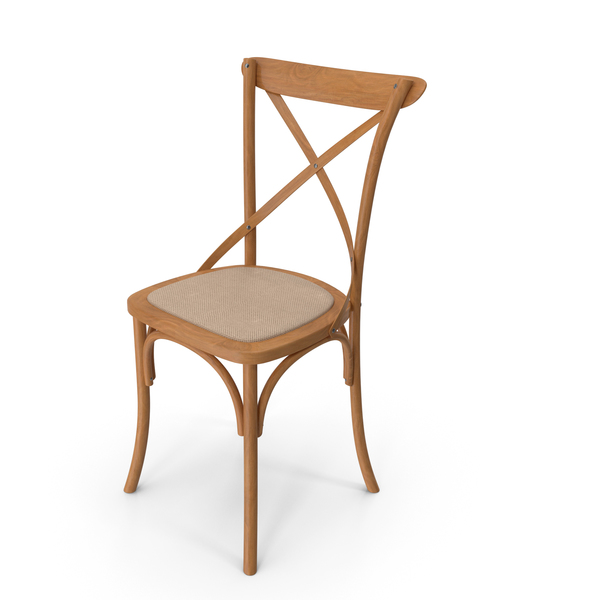 Dining: Thonet Chair Oak Light Brown PNG & PSD Images
