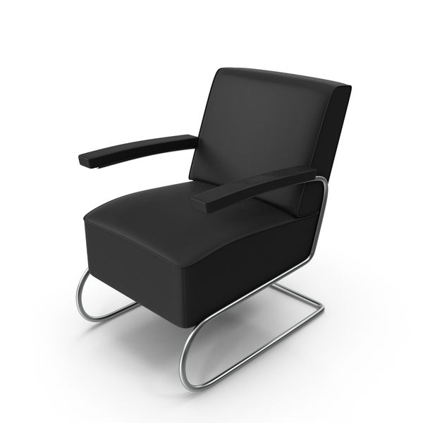 Thonet S 411 Armchair PNG & PSD Images