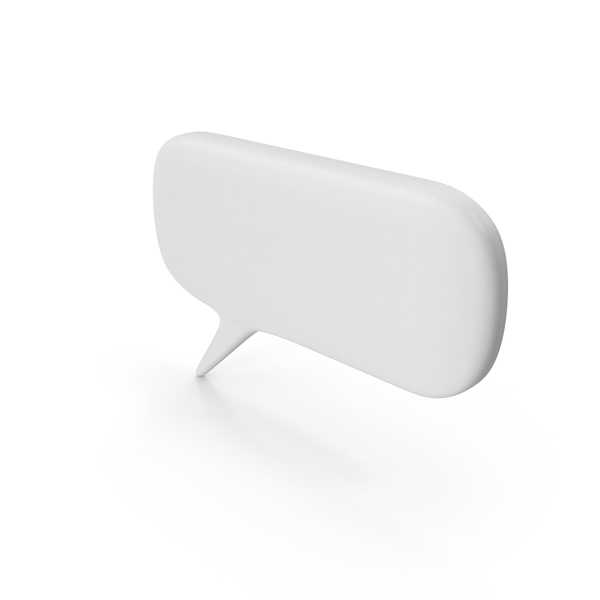 Speech Balloon: Thought Bubble Object