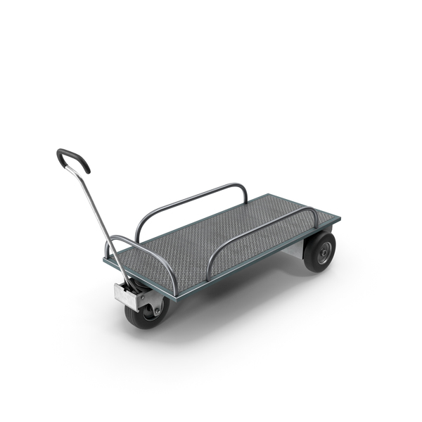 Transport: Three Wheeler Trolley PNG & PSD Images