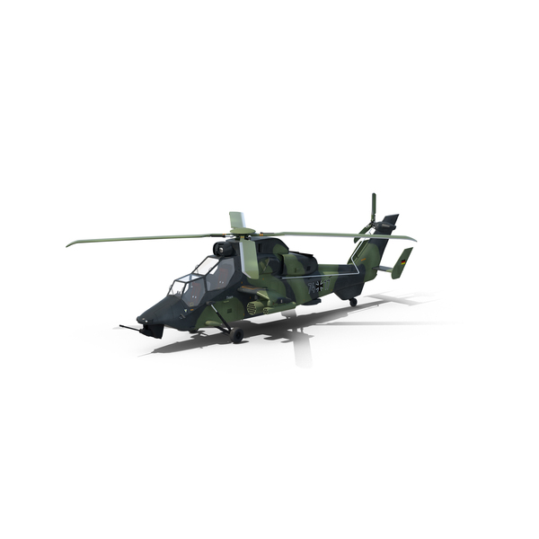 Tiger Eurocopter Object