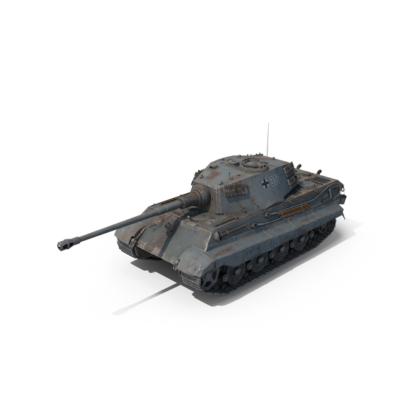 Tiger II Tank PNG & PSD Images