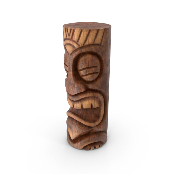 Statue: Tiki PNG & PSD Images