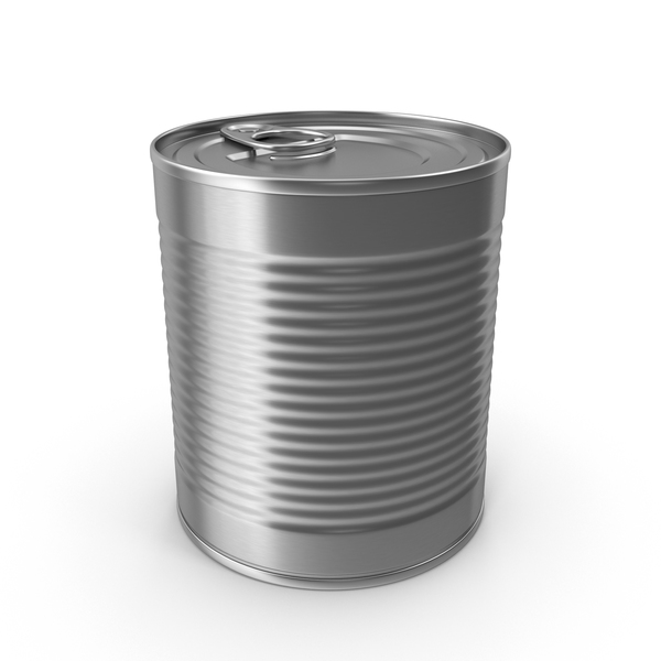 Tin Can PNG & PSD Images