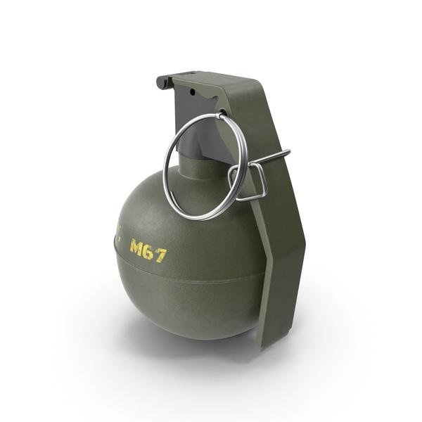 TMC M67 Frag Grenade PNG & PSD Images