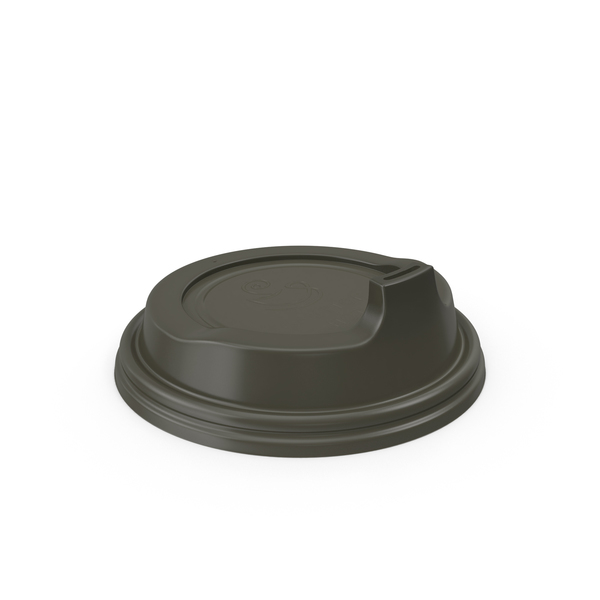 Coffee: To-Go Coffe Cup Lid PNG & PSD Images