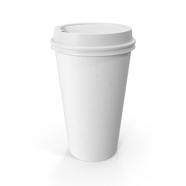 To-Go Coffee Cup Object