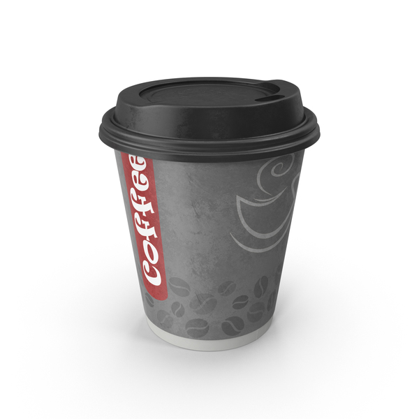 Zarf: To-Go Coffee Cup PNG & PSD Images