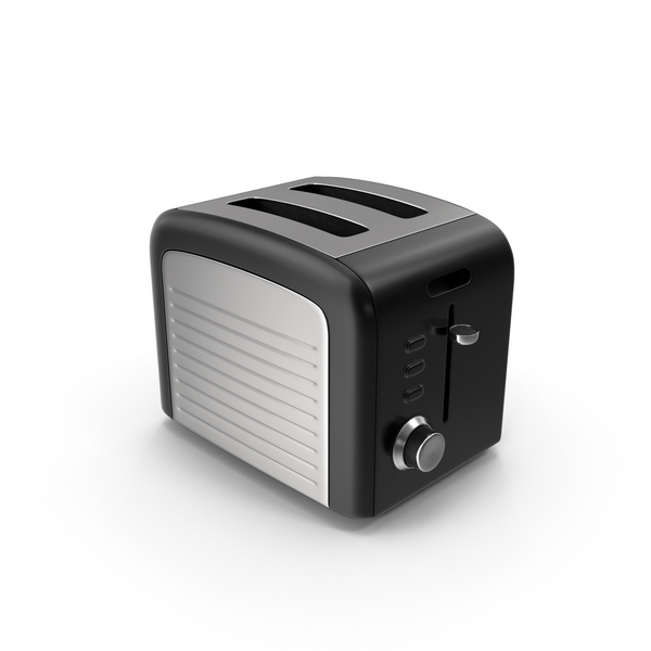 Toaster Black PNG & PSD Images