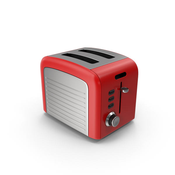 Toaster Red PNG & PSD Images