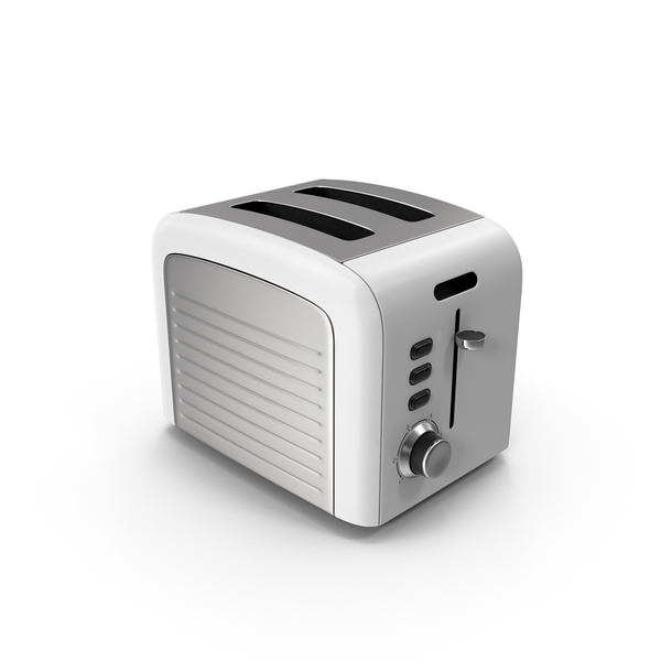 Toaster White PNG & PSD Images