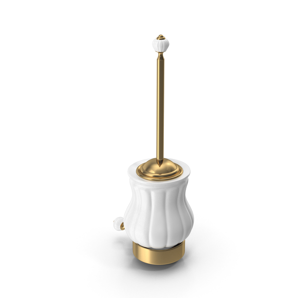 Toilet Brush Holder Bathroom Accessory PNG & PSD Images
