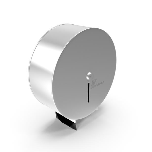 Toilet Paper Dispenser PNG & PSD Images