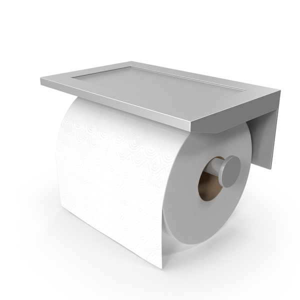 Toilet Paper Holder PNG & PSD Images