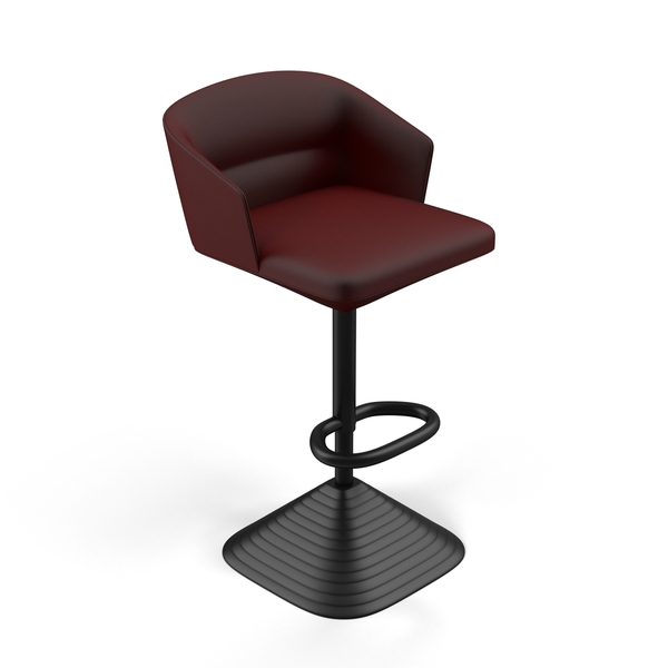 Tom Dixon Pivot Bar Stool PNG & PSD Images