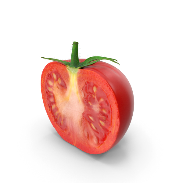 Tomato Half Cut PNG & PSD Images