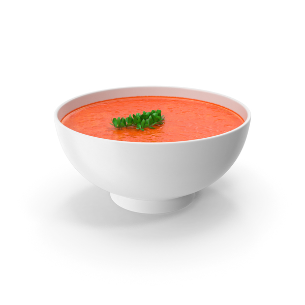 Tomato Soup PNG & PSD Images