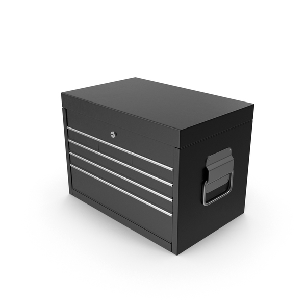 Toolbox Black PNG & PSD Images