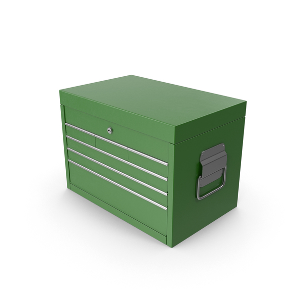 Toolbox Green PNG & PSD Images