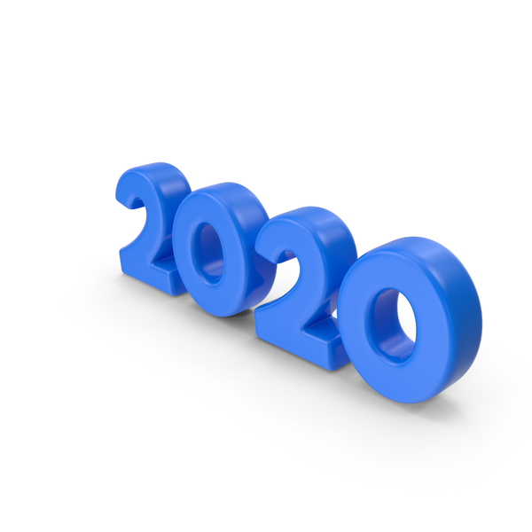 Toon 2020 Blue PNG & PSD Images