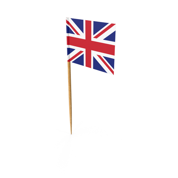 Toothpick British Flag PNG & PSD Images