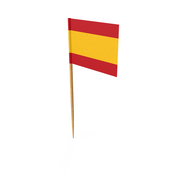 Toothpick Spanish Flag PNG & PSD Images