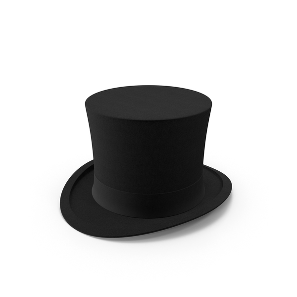 Top Hat PNG & PSD Images