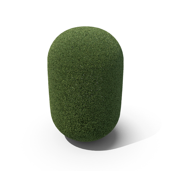 Topiary Capsule PNG & PSD Images
