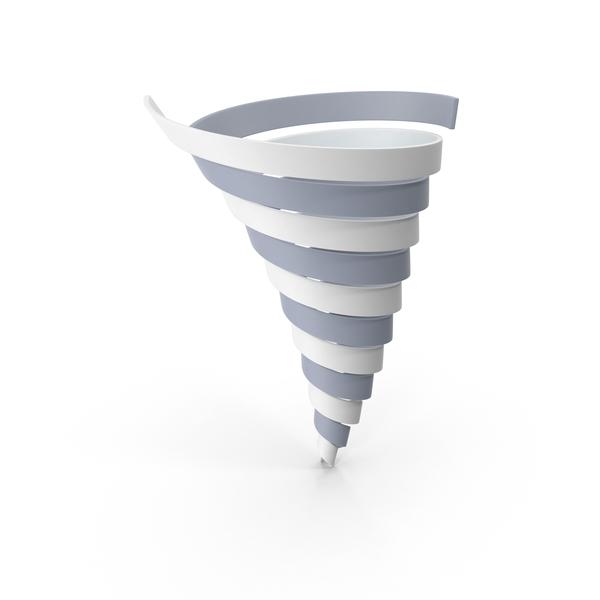 Tornado Symbol PNG & PSD Images