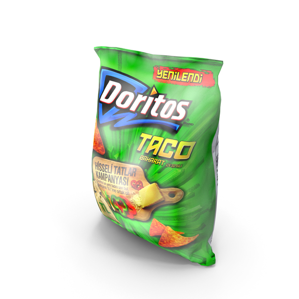 Potato Chip Bag: Tortilla Chips PNG & PSD Images