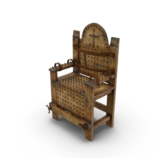 Torture Chair PNG & PSD Images
