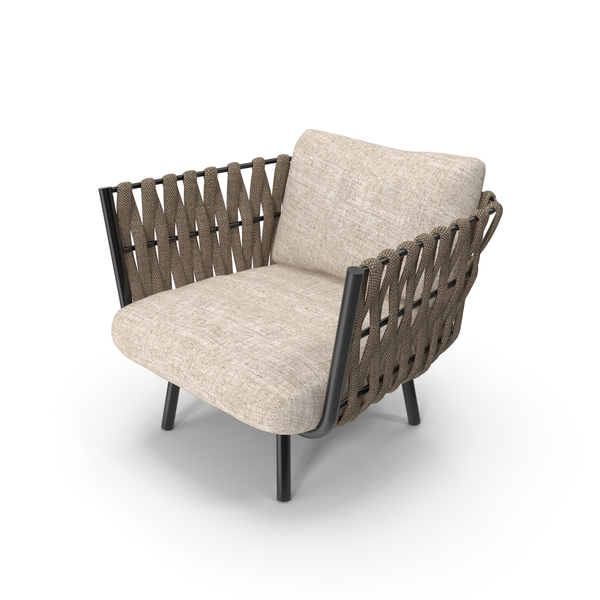 Tosca Club Chair PNG & PSD Images