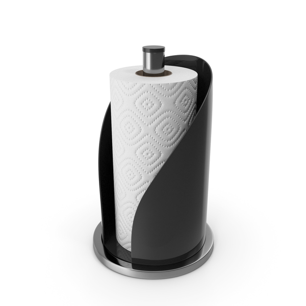 Towel Holder Black PNG & PSD Images