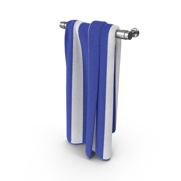 Towel on Rack PNG & PSD Images