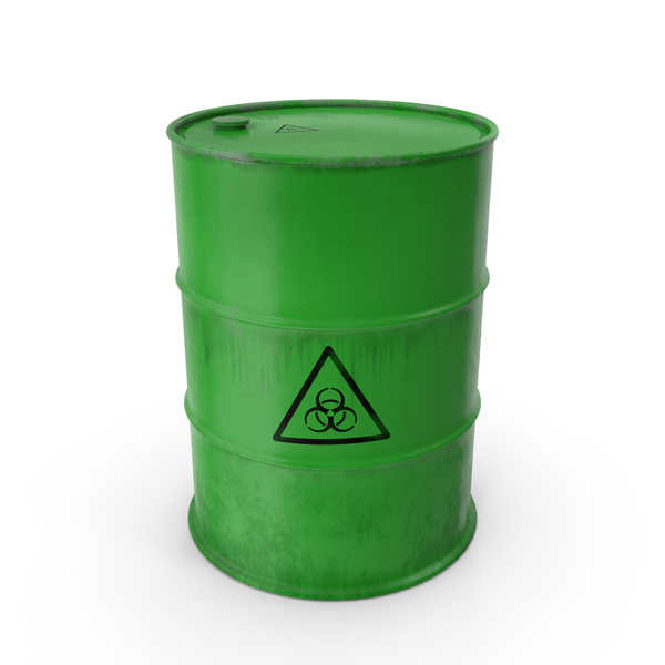 Steel: Toxic Barrel PNG & PSD Images