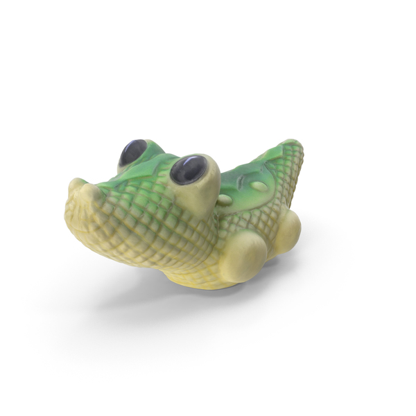 Toy Crocodile PNG & PSD Images
